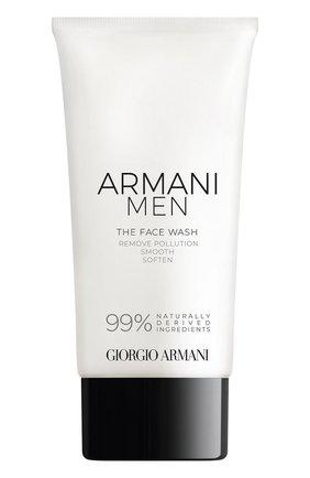 Мужское очищающий гель для лица armani men GIORGIO ARMANI бесцветного цвета, арт. 3614271844866   Фото 1