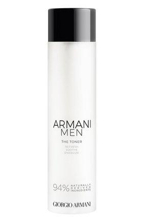Мужское лосьон для лица armani men GIORGIO ARMANI бесцветного цвета, арт. 3614271846150 | Фото 1