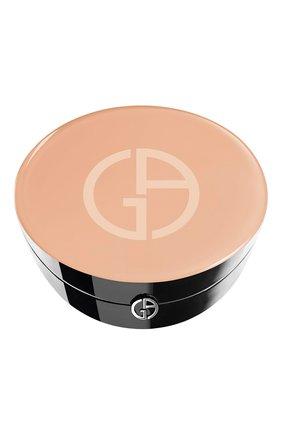 Компактная пудра luminous silk glow fusion powder, 2 GIORGIO ARMANI бесцветного цвета, арт. 3614273427517 | Фото 2