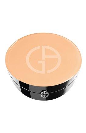 Компактная пудра luminous silk glow fusion powder, 3 GIORGIO ARMANI бесцветного цвета, арт. 3614273427524 | Фото 2