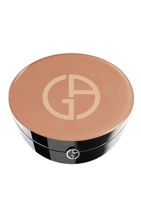 Компактная пудра luminous silk glow fusion powder, 6.5 GIORGIO ARMANI бесцветного цвета, арт. 3614273427555 | Фото 2