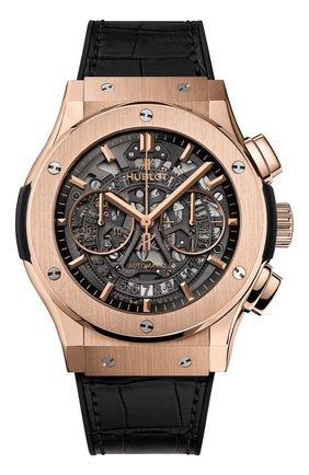 Мужские часы aerofusion chronograph king gold HUBLOT серого цвета, арт. 525.OX.0180.LR | Фото 1