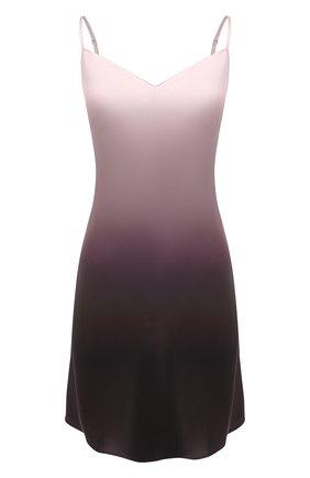 Женская шелковая сорочка MARJOLAINE разноцветного цвета, арт. 3MIL0101 | Фото 1