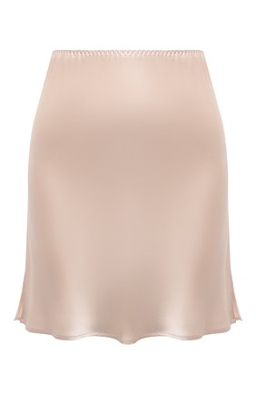 Женская шелковая юбка MARJOLAINE светло-бежевого цвета, арт. 3SOI6203 | Фото 1