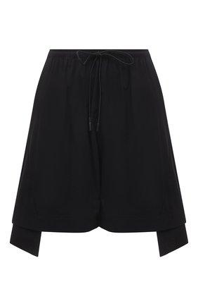 Женские шорты Y-3 черного цвета, арт. GV0353/W | Фото 1