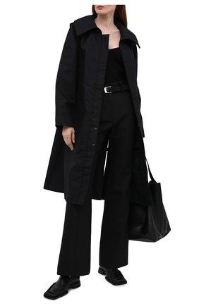 Женский пуловер BY MALENE BIRGER черного цвета, арт. Q70017001/FEDDEA | Фото 2