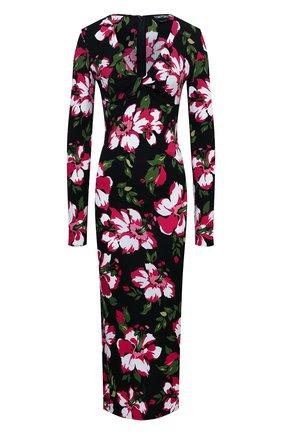 Женское платье из вискозы TOM FORD разноцветного цвета, арт. ABJ562-FAP112 | Фото 1
