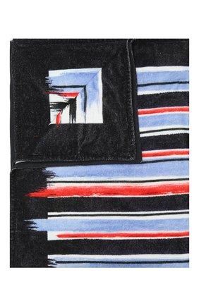 Мужские хлопковое полотенце DOLCE & GABBANA синего цвета, арт. M0A00T/FI7X8 | Фото 1