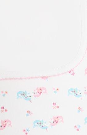 Детского хлопковое одеяло KISSY KISSY разноцветного цвета, арт. KG7055250 | Фото 2
