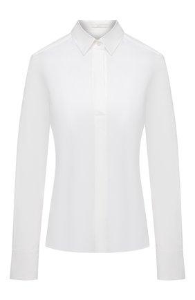 Женская рубашка BOSS белого цвета, арт. 50290338 | Фото 1