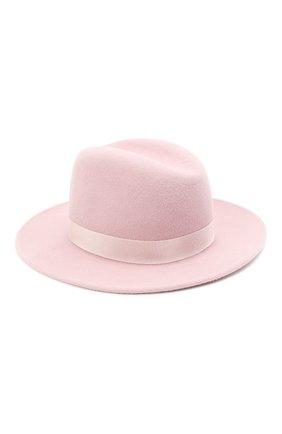 Женская шляпа london COCOSHNICK HEADDRESS розового цвета, арт. londonm-1021 | Фото 1
