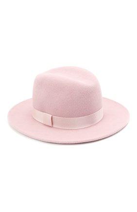 Женская шляпа london COCOSHNICK HEADDRESS розового цвета, арт. londonm-1021 | Фото 2