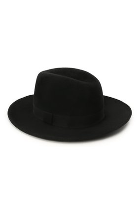 Женская шляпа london COCOSHNICK HEADDRESS черного цвета, арт. londonm-02 | Фото 1