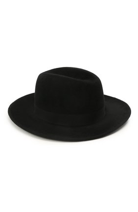 Женская шляпа london COCOSHNICK HEADDRESS черного цвета, арт. londonm-02 | Фото 2