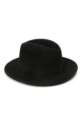 Женская шляпа london COCOSHNICK HEADDRESS черного цвета, арт. londons-02 | Фото 1