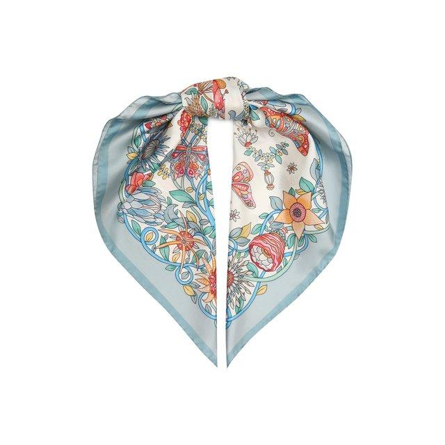 Шелковый платок Elysium Radical Chic