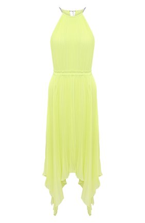 Женское платье MICHAEL MICHAEL KORS желтого цвета, арт. MS18ZY87R3   Фото 1