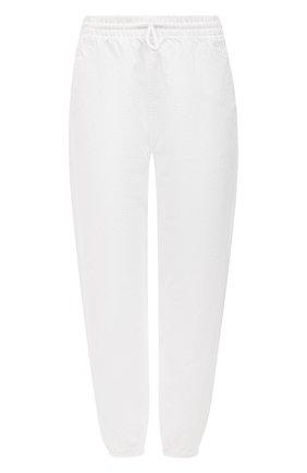 Женские джинсы DENIM X ALEXANDER WANG белого цвета, арт. 4DC2214934   Фото 1