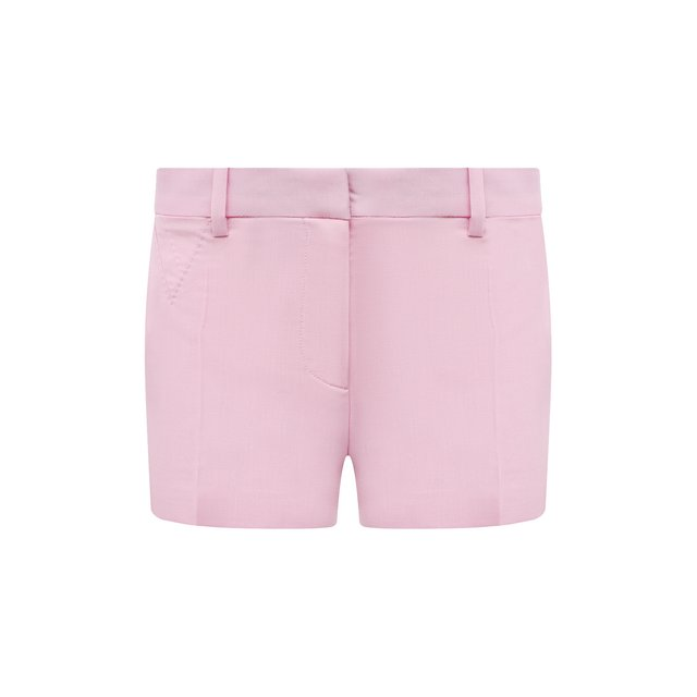 Шерстяные шорты Versace