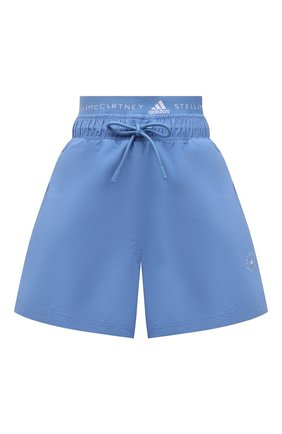 Женские шорты ADIDAS BY STELLA MCCARTNEY голубого цвета, арт. GL7549 | Фото 1
