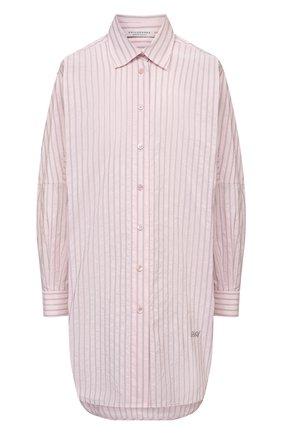 Женская рубашка PHILOSOPHY DI LORENZO SERAFINI светло-розового цвета, арт. A0207/2127 | Фото 1