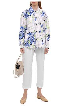Женская джинсовая рубашка PHILOSOPHY DI LORENZO SERAFINI разноцветного цвета, арт. A0507/2141 | Фото 2