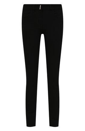Женские джинсы GIVENCHY черного цвета, арт. BW50QH50MQ | Фото 1