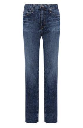 Женские джинсы AG синего цвета, арт. LED1979RH/STRF/MX   Фото 1