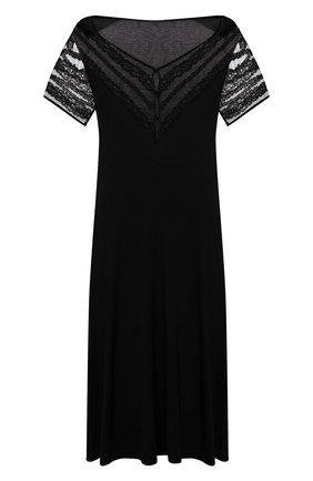 Женская сорочка RITRATTI MILANO черного цвета, арт. 72463 | Фото 1
