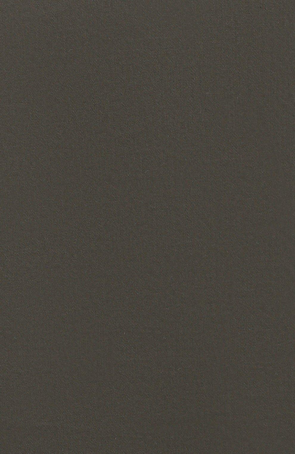Мужские шорты из хлопка и шелка PAUL&SHARK хаки цвета, арт. 21414116/FIZ/62-64 | Фото 5
