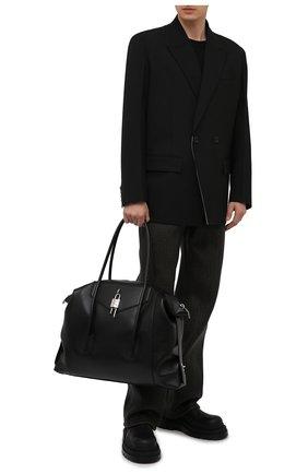 Кожаная дорожная сумка Antigona | Фото №2