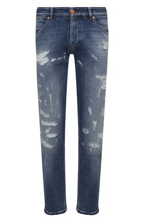 Мужские джинсы PT TORINO голубого цвета, арт. 211-C5 TJ05B20BAS/CA35 | Фото 1