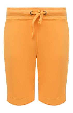 Мужские хлопковые шорты PARAJUMPERS оранжевого цвета, арт. CF06/C0LT0N | Фото 1