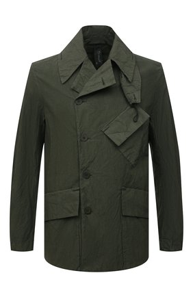 Мужская куртка TRANSIT хаки цвета, арт. CFUTRNP252 | Фото 1