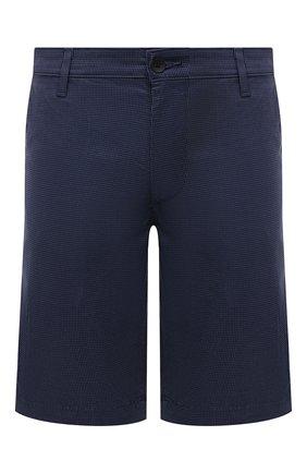 Мужские хлопковые шорты AG синего цвета, арт. 1185SUBP/JDBING/MX | Фото 1
