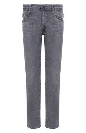 Мужские джинсы AG серого цвета, арт. 1174AHD/AVAL/MX | Фото 1