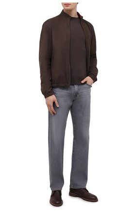 Мужские джинсы AG серого цвета, арт. 1174AHD/AVAL/MX | Фото 2