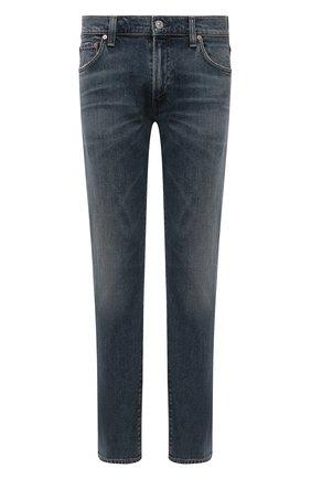 Мужские джинсы CITIZENS OF HUMANITY синего цвета, арт. 6180-990 | Фото 1