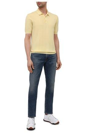Мужские джинсы CITIZENS OF HUMANITY синего цвета, арт. 6180-990 | Фото 2