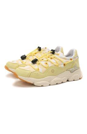 Детские кроссовки NATURINO желтого цвета, арт. 0012015499/05/33-38   Фото 1