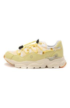 Детские кроссовки NATURINO желтого цвета, арт. 0012015499/05/33-38   Фото 2