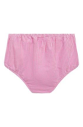 Женский комплект из платья и шорт POLO RALPH LAUREN розового цвета, арт. 310834831 | Фото 6