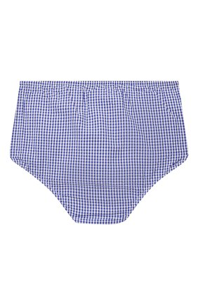 Женский комплект из платья и шорт POLO RALPH LAUREN голубого цвета, арт. 310834831 | Фото 6