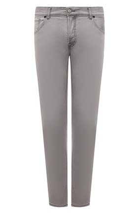 Мужские джинсы PREMIUM MOOD DENIM SUPERIOR светло-серого цвета, арт. S21 03103346/PAUL   Фото 1