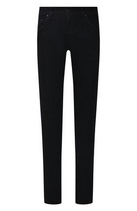 Мужские джинсы AG темно-синего цвета, арт. 1783LED/SLR/MX | Фото 1