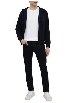 Мужские джинсы AG темно-синего цвета, арт. 1783LED/SLR/MX | Фото 2