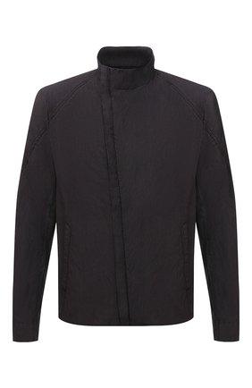 Мужская куртка TRANSIT темно-серого цвета, арт. CFUTRNP253 | Фото 1