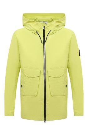 Мужская куртка STONE ISLAND светло-зеленого цвета, арт. 741541122 | Фото 1