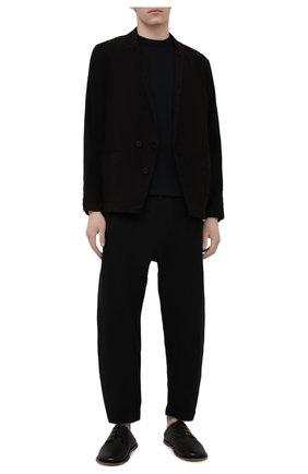 Мужские кожаные сабо MARSELL черного цвета, арт. MM4161/PELLE VITELL0 | Фото 2