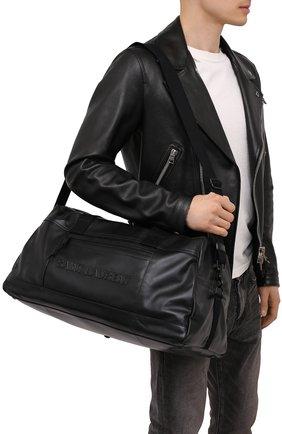 Кожаная дорожная сумка Nuxx | Фото №2
